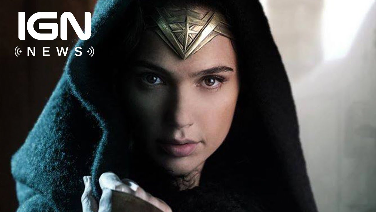 The Wonder Woman Movie Logo and Social Media Pages Debut - IGN News