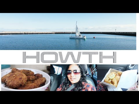 Ep-4   Visit To Howth And Cooking Fish Cutlet   Tamil Vlog   Dublin, Ireland