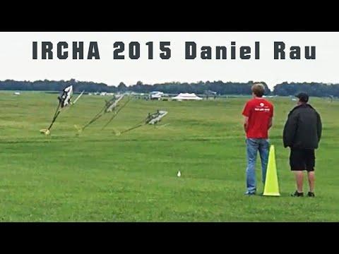 Thunder Tiger E700 V2 - 2015 IRCHA Piloted by Daniel Rau