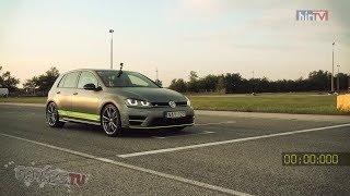Laptiming  - Volkswagen Golf R Mk7