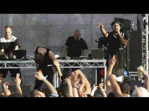 I Am Legion Noisia x Foreign Beggars  @ Stereosonic Perth 30112013