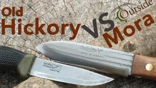 Old Hickory Kephart VS Mora Clipper