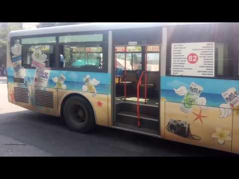 Автобусы Владивостока.