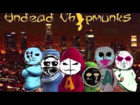 Undead Chipmunks - No. 5