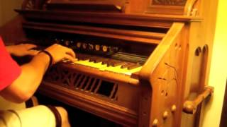 Song of Storms on a Pump Organ