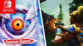 🔴 CUSTOM GAMES mit euch & Realm Royale Switch Action | Fortnite Switch + Realm Royale Deutsch