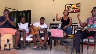 JOSEY ( Enjaillement acoustique ) cover Nagniouma