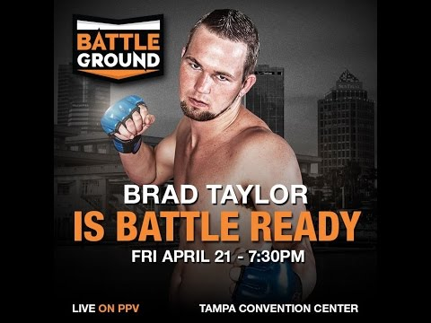 After losing 5 in a row, Brad Taylor explains how his mindset is different now