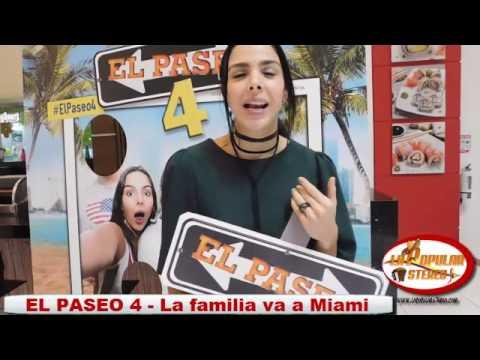 El Paseo 4 La Familia Va A Miami 2 Youtube
