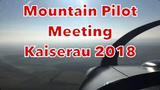 Mountain Pilot Bush Pilot meeting KAISERAU AUSTRIA 2018 OEGPV with 2 Cessna L19 Bird Dog