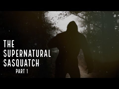 New Bigfoot Documentary 2019 - The Supernatural Sasquatch - Part 1