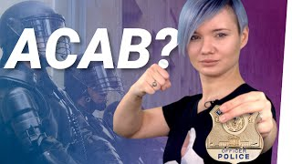 "Franziska Schreiber: ""All Cops Are Bastards? Blödsinn!"""