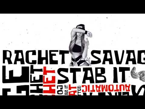 """""""Ratchet & Savage"""" - BeatKing (Produced by GT/Eardrummers) Offical Lyric Video"""