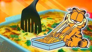 HOW TO MAKE Garfield's Lasagna