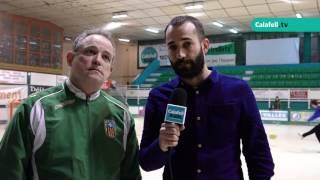Calafell esportiu: Hoquei 21/01/2017   CP Calafell 6-1 GEiEG