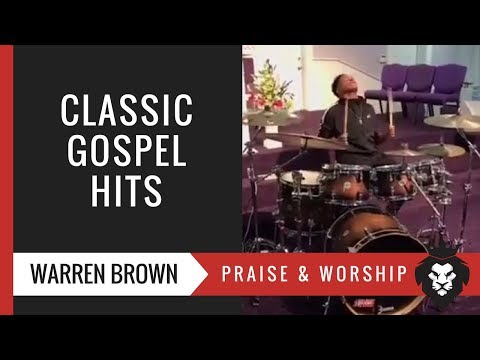 Classic Gospel Hits - Drummers Edition | Warren Brown