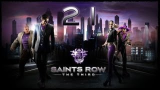 Let's Play Saints Row The Third [Blind/Full HD] #21 - Kabumm