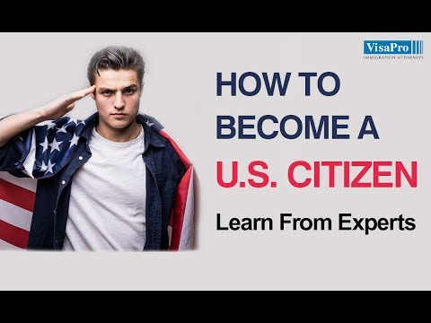 Naturalization: The Simple Process For Becoming a US Citizen