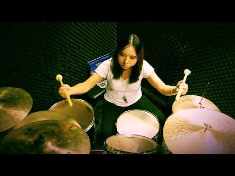 Daughter-Tomorrow (Air studio ver. ) drum cover