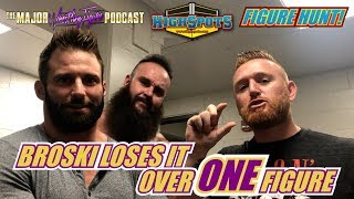 Broski LOSES it over one figure - Highspots Fig Hunt