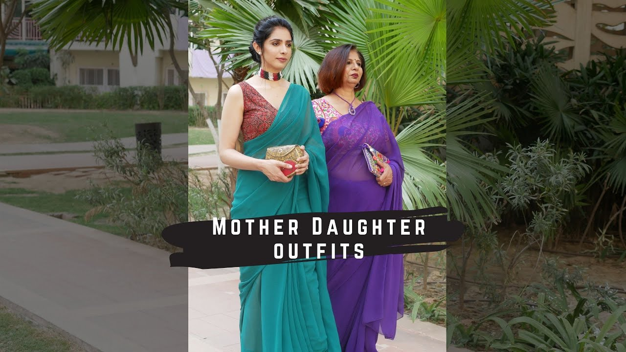 Mother & Daughter Outfits #shorts