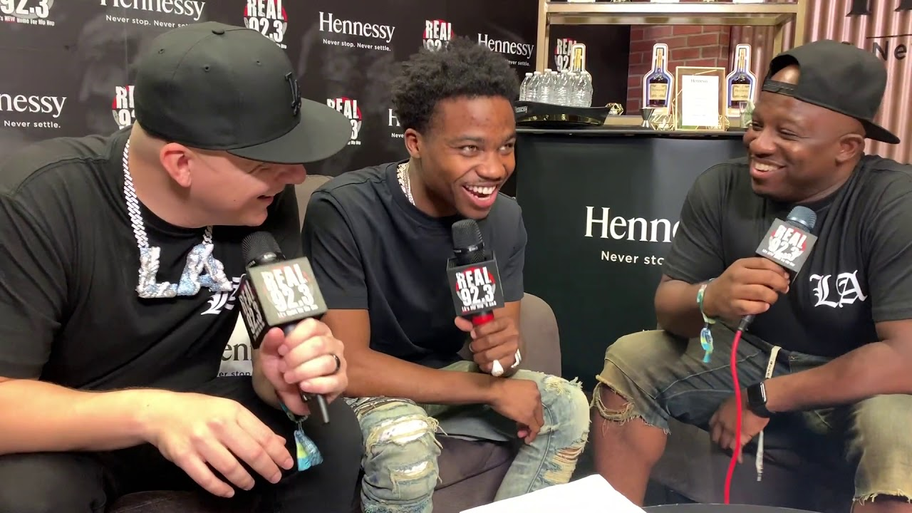 Roddy Ricch Confirms Multiple Songs with Drake, New Album Title at Real Street Fest