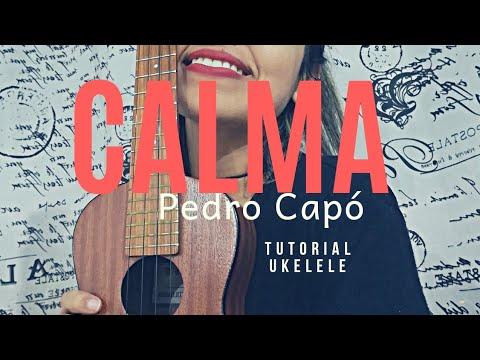 Calma  - Pedro Capó, Farruko - Tutorial Ukulele
