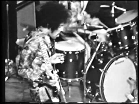 Jimi Hendrix Live in Sweden '69 - Spanish Castle Magic