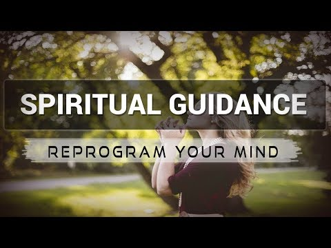 Spiritual Guidance affirmations mp3 music audio - Law of attraction - Hypnosis - Subliminal