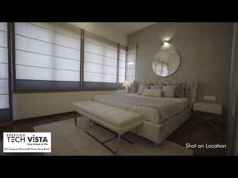 Prestige Tech Vista - Twin Homes, ORR, Bangalore