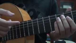 Hướng dẫn guitar Khuôn Mặt Đáng Thương ( Tutorial )