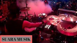 Jamrud - Sik Sik Sibatumanikam (Drum Vam Live at Lucky Tribe Siantar))