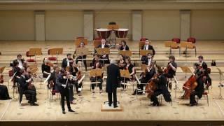 Sven Stucke plays Mozart concerto No.5, mvt II