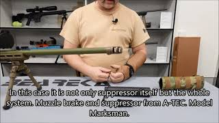 A tec Marksman