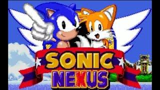 Sonic Nexus (Sonic fangame)