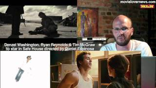 Safe House - Tim McGraw, Ryan Reynolds, Denzel Washington, Daniel Espinosa -- Tyrone Rubin Film Show