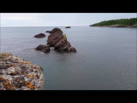 Copper Harbor MI - Drive & Hike to Horseshoe Harbor & Checking Free Camping