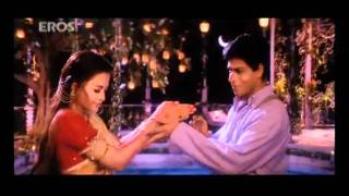 """Bairi Piya"", Shreya Ghoshal sings for Aishwarya Rai in the film Devdas, 2003.flv"