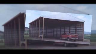 Barn Construction Company - Big Pine Construction - Pole Barns