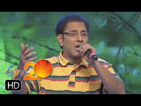 Vande Mataram Srinivas Performance - Palle Kanneru Song in Mahabubnagar ETV @ 20 Celebrations