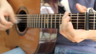 Repeat youtube video 【ソロギター】「君をのせて」 天空の城ラピュタ 主題歌【TAB譜あり】