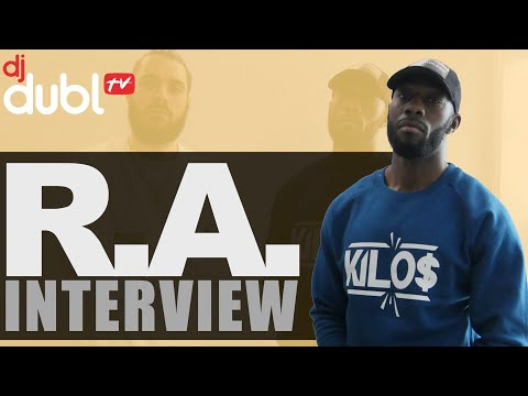 RA Interview - How the UK scene changed while in jail, Jim Brown mixtape, Giggs, The Convo & more!