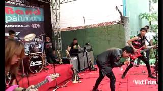 Ale funky Russelrockwell competition w B M band