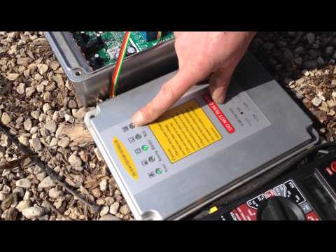 North American Solar Solutions explenation of controller for deep well pumps