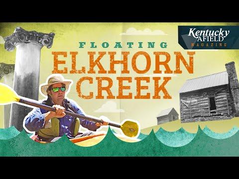Floating Elkhorn Creek | BLUE WATER TRAILS