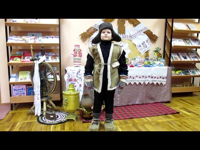 Изображение предпросмотра прочтения – АртурКрасовский читает произведение «Крестьянские дети» Н.А.Некрасова