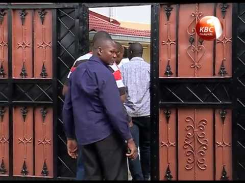 Investigations commence into CS Nkaissery sudden death