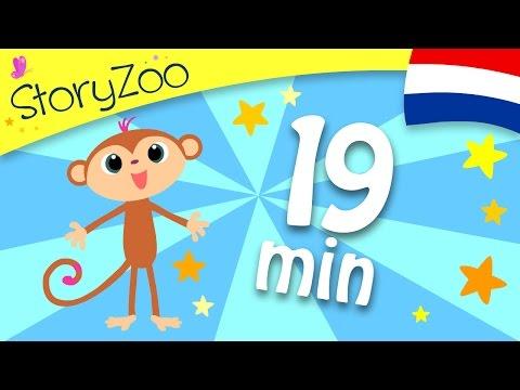 Dutch Compilation • 19 Minutes • Childrens First Words • Dutch