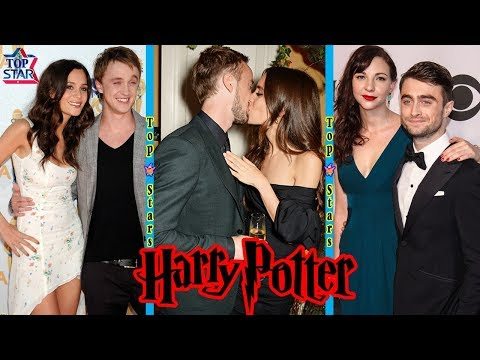 Harry Potter ✅ Real Life Couples Of Harry Potter ✅ Top Stars