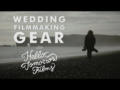 The BEST Gear For Wedding Filmmakers